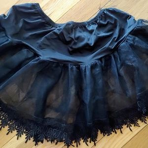 Other - Black Petticoat for Costume